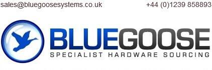 BlueGoose Systems Logo
